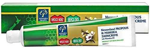 Manuka Health Propolis Zahncreme, 2er Pack (2 x 100 g)