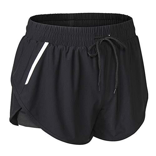 iClosam Pantalones Deportivo Corto Mujer,Pantalón Moda para