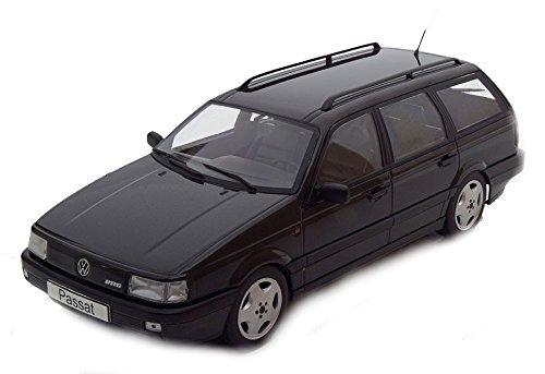VW Modellauto KK-Scale 1:18 Passat B3 VR6 Variant 1988 schwarzmetallic Limited Edition 1000 pcs.