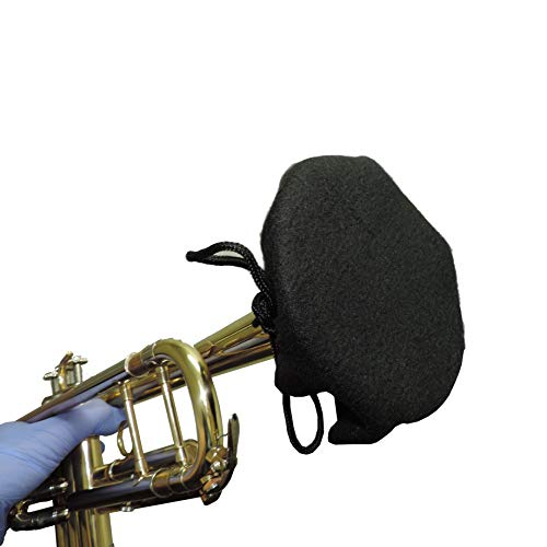 trumpet bells IBAM Trumpet Bell Cover (fits Cornet/Bass Clarinet) Quick to attach and remove. Trusted by school districts and musicians! Manufactured by musicians, for musicians - ONE YEAR WARRANTY