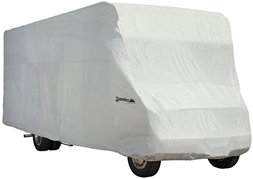 Eevelle Traveler Series Class C RV Cover - Fits 18'-20' Trailers, 258'L x 105'W x 108'H - Water Resistant, UV Protection, Durable, Breathable Trailer Cover