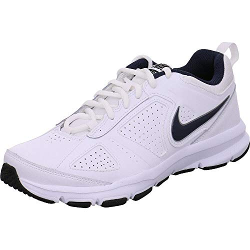 Nike T-Lite 11, Zapatillas de Cross Training para Hombre, Blanco (White/Black/Obsidian),...