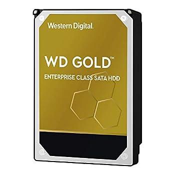 データセンター向け WD Gold 3.5インチ ハードディスクドライブ 2TB SATA 6Gb/s 7200rpm 128MB 26.1mm