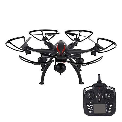 Drone RC, L100 GPS Grandangolare Wifi Telecamera 1080P HD Modello Drone 6 Assi 5G Esacottero con Telecomando con Una Chiave e 13-15 Minuti di Volo Regalo Divertente per Principianti per Bambini(1080P)