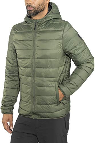 High Colorado Oregon 2 - Veste Homme - Olive Modèle M 2018 Veste Polaire