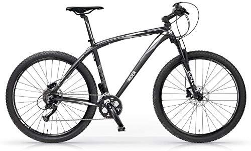 MBM Twuentyseven.Five, Bicicletta Ibrida Unisex-Adult, Bianco A28, 56