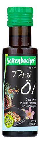 Seitenbacher Bio Thai Öl rein nativ, kaltgepresst/1 Pressung, 1er Pack (1 x 100 g)