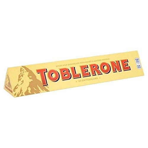 Toblerone Milk Chocolate de Barra Grande 360g