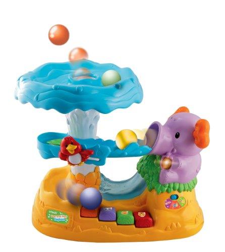 Éléphant VTech pour bébé « Pop and Play »