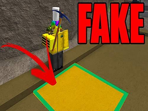 Clip: Playing The Fake Roblox Mining Simulator