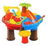 22PCS Sandboxen Strandspielzeuge Set kinder,...