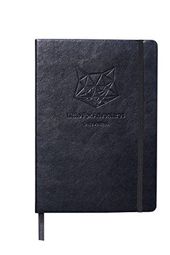 Little Fox Adventures Date Journal • Das perfekte Geschenk für jede Beziehung • Ratgeber mit über 400 kreativen Date-Ideen • Deutsch • DIN A5 • Schwarz
