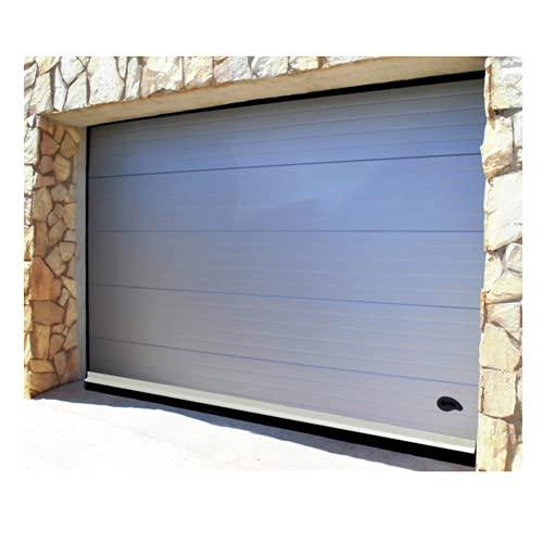 Ferrestock FS053 Burlete Puerta Garaje Blanco 2.5M