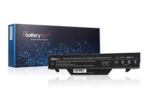 Batterytec® Batterie pour HP Probook 4510s 4515 4710 4710s;compatible pour HSTNN-IB88, 593576-001, HSTNN-LB88, HSTNN-IB89, 535753-001, 591998-141, HSTNN-OB88, HSTNN-W79C-7, 513129-361, 572032-001, HSTNN-OB89, 513130-321, NZ375AA, HSTNN-I62C, HSTNN-1B1D, HSTNN-I60C[10.8V 4400mAh 12 mois de garantie]