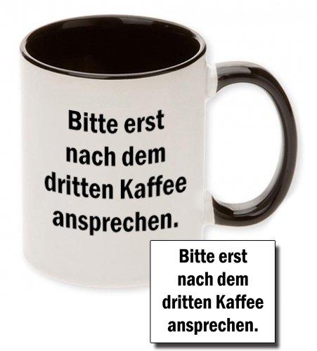Spruchtasse Funtasse Tasse mit Aufdruck