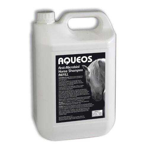 Aqueos Horse Anti-Microbial Shampoo