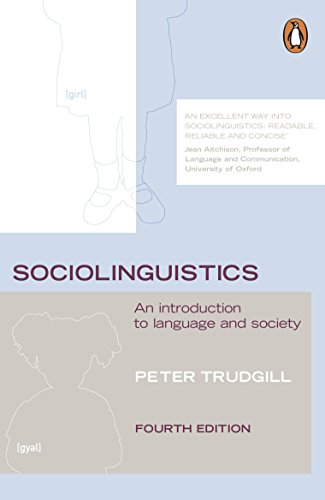 Sociolinguistics: An Introduction to Language and Society, Fourth Editionの詳細を見る