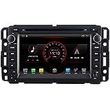 WHL.HH Androide 10 Auto DVD GPS Navegación Unidad por GMC Yukon Sierra Chevrolet Caza Tahoe Suburbano Buick Teléfono Libro, SWC