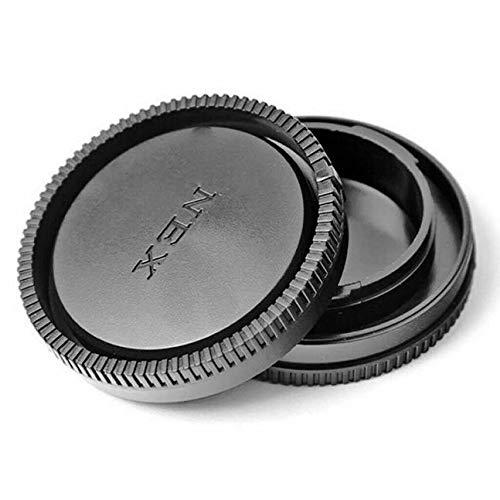 Kit de tapa para el cuerpo de la cámara trasera, compatible con Sony NEX A7C A7S A7R A7 A9 MARK I II III IV V A6600 A6500 A6400 A6300 A6100 A6000 A5100 A5000 NEX-7 NEX-6 NEX-5