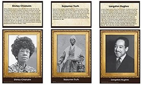 mejor vendido Instructional Accents Influential negro negro negro Americans by Edupress  echa un vistazo a los más baratos
