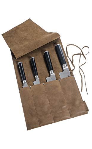 Wensleder-Home 17A00690-01-cognac-One size mes tas, echt leer