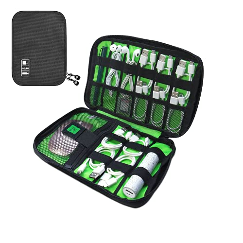 Luxtude Electronic Organizer, Compact Cable...
