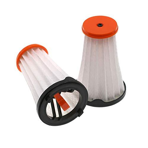 Filtre pour Aspirateur Filtres HEPA de poussière de Remplacement 2PCS Compatible avec Electrolux ZB3003 ZB3114 ZB5108 ZB6118 Pièces d'aspirateur Robot Accessoires pour aspirateurs