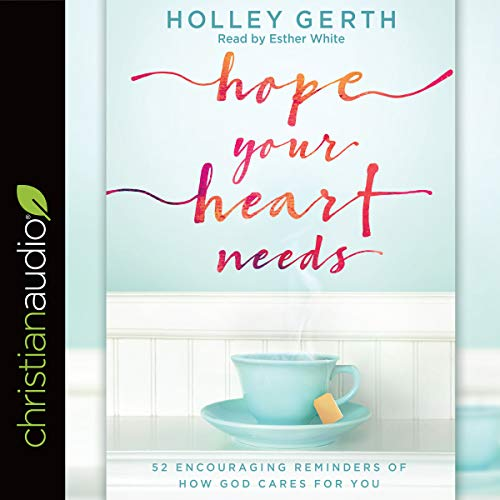 Hope Your Heart Needs audiobook cover art