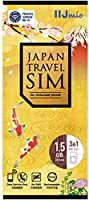 IIJ Japan Travel SIM for unlocked phone 1.5GB(nano/micro/標準SIMマルチ対応) IM-B281