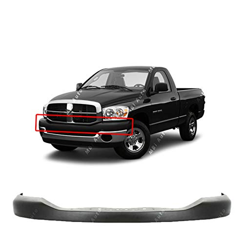 BUMPERS THAT DELIVER - Textured, Front Upper Bumper Cover for 2006-2009 Dodge ram 1500 2500 3500 06-09, CH1000880