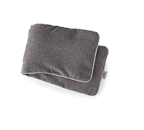 Bucky Terapia Terapêutica para Viagem Quente/Frio, Envoltório Corporal, Cinza