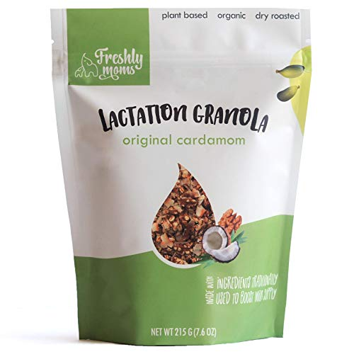 Organic Lactation Cookie Granola - Nourishes And Promotes Healthy Lactation And...