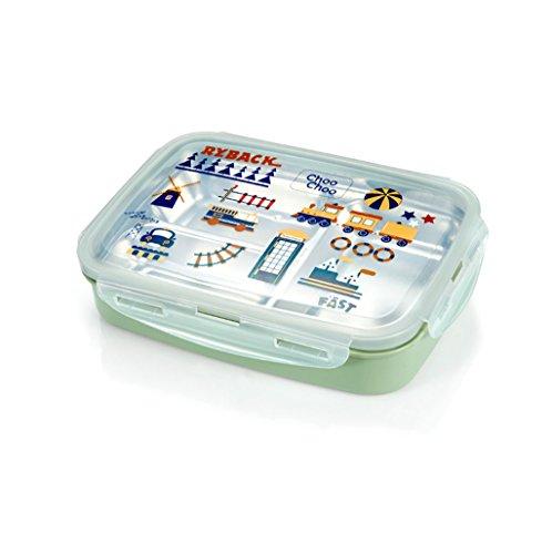 018 RVS Isolatie Doos Kinderdoos Magnetron Oven Volwassene Lunch Doos