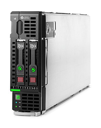 Hewlett Packard Enterprise ProLiant BL460c Gen9