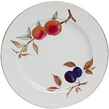 Royal Worcester Evesham Gold Porcelain Dinner Plate