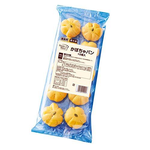 【冷凍】テーブルマーク かぼちゃパン 10個入り 業務用 朝食 菓子パン