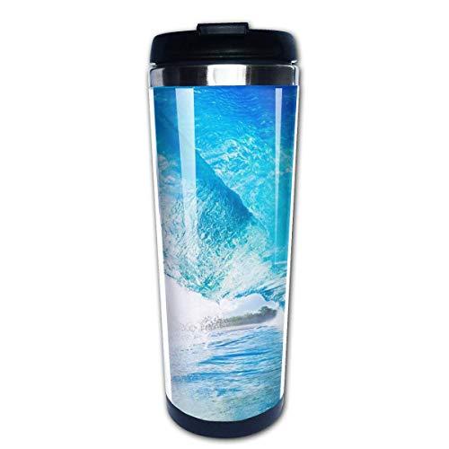 Taza de café de viaje Ocean Taza de café con aislamiento de acero inoxidable Botella de agua deportiva 13.5 Oz (400 ml) MUG-3340