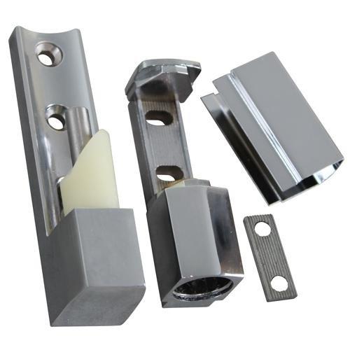 CHG Outlet ☆ Free Shipping 70% OFF Outlet Component Hardware Group Edgemount Polished Hinge R45-1010