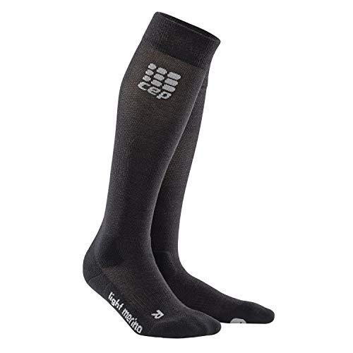 CEP Unisex-Adult Socken, Lava Stone, 40-44