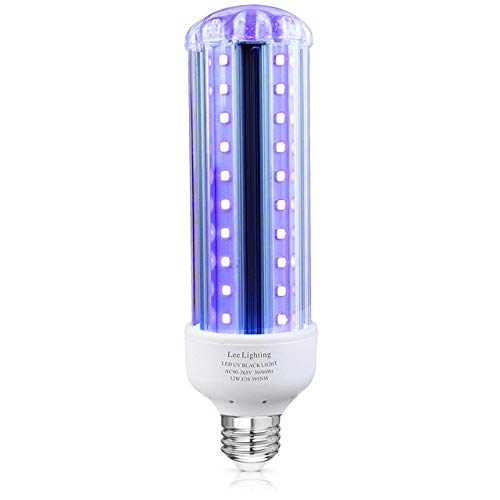 Blacklight Bulb Lee Lighting 12W LED UV review