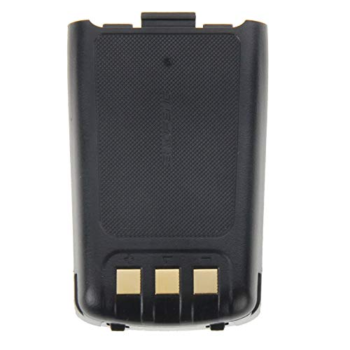 Luoshan BL-5 7.4V 1800mAh Walkie Talkie Portatiles for BAOFENG A52 (S-KT-2640B) (Negro) (Color : Black)