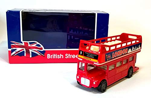 . RICHMOND Toys MotorMax 6 pollici tradizionale London Underground tubo Treno Die