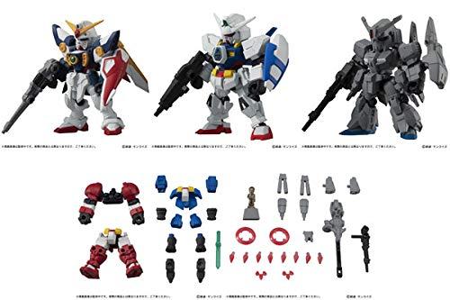 機動戦士ガンダム MOBILE SUIT ENSEMBLE14 10個入りBOX