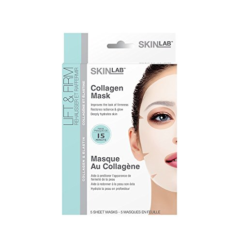 SkinLab Skincare - Collagen Mask - 5 Sheets