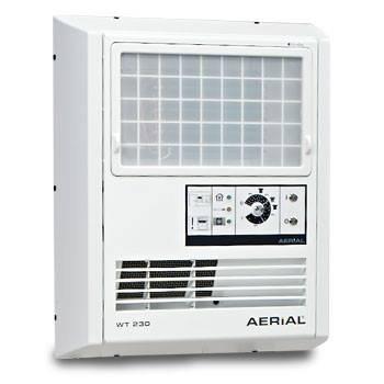 AERIAL Raumluftentfeuchter Wäschetrockner WT 230 (30 Liter/Tag)