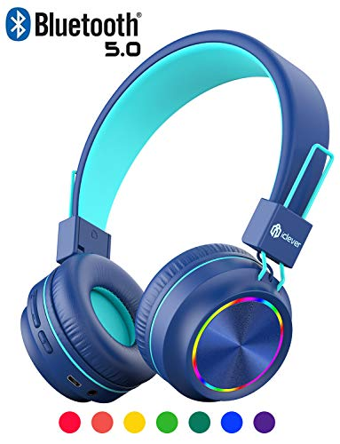 Kids Headphones With Led Light  for Boys 3