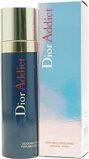 Dior Addict By Christian Dior For Women. Deodorant Spray 3.4 Ounces