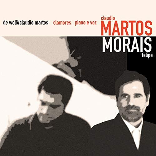Claudio Martos feat. Felipe Morais