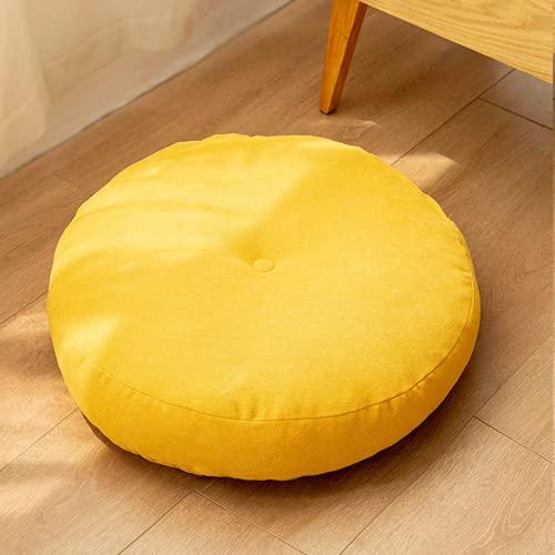 JDHANNE - Cuscino per studenti, futon, cuscino per tatami, per soggiorno, divano, per meditazione, camera da letto, finestra a golfo, cuscino portatile e durevole