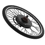 HAOX Kit de conversión de Bicicleta eléctrica, Kit de conversión de Rueda Trasera 48 V 1000 W Diseño Mejorado para Rueda Trasera de Bicicleta